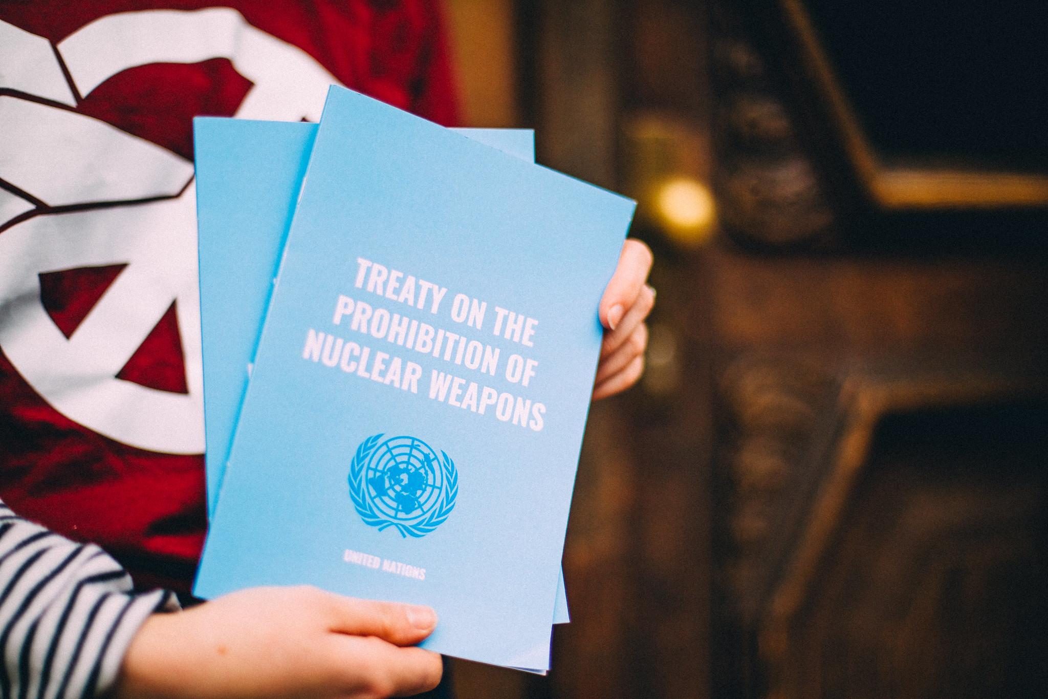 Il Trattato TPNW: strada maestra contro la minaccia distruttiva delle armi nucleari