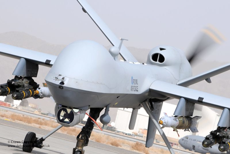 """Rete Pace Disarmo on the hypothesis of arming Italian drones: """"serious and wrong choice that must be discussed in Parliament"""""""