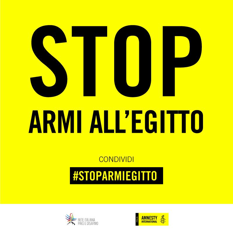 """Vendita di due fregate militari all'Egitto, Amnesty International Italia e Rete Italiana Pace e Disarmo al Governo: """"Rivedere decisione illegale e pericolosa"""""""