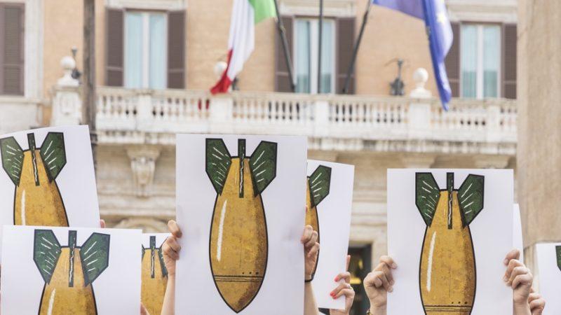 Export armi italiane: nel 2020 autorizzati quasi 4 miliardi, Egitto primo acquirente
