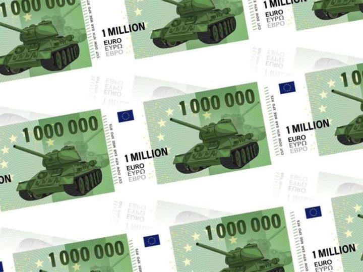 Tutelare la legge 185/90 e le norme internazionali sull'export di armi: vita e diritti umani vengono prima del profitto armato