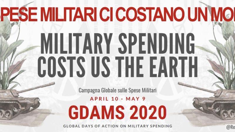 Aumentano le spese militari mentre i bilanci sanitari restano insufficienti ad affrontare la pandemia Covid-19
