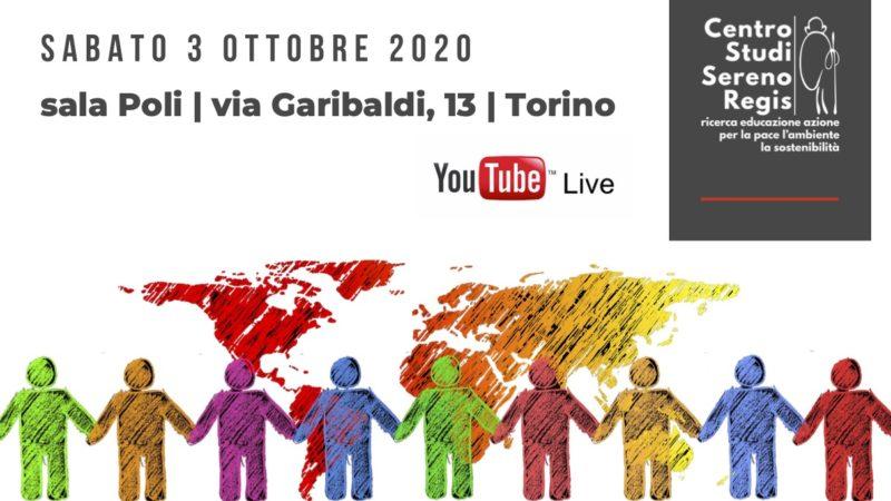 Contro la militarizzazione del mondo – Festival Nonviolenza e Resistenza Civile 2020