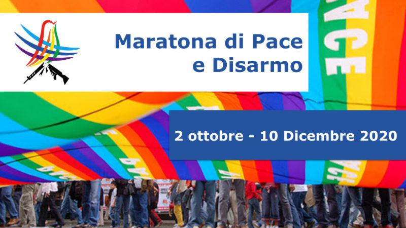 Maratona di Pace e Disarmo 2020