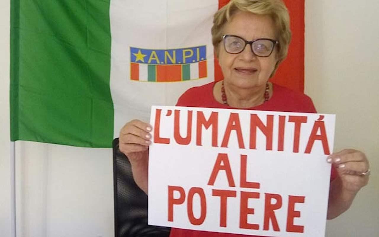 Il cordoglio della Rete Italiana Pace e Disarmo per la scomparsa di Carla Nespolo, presidente ANPI