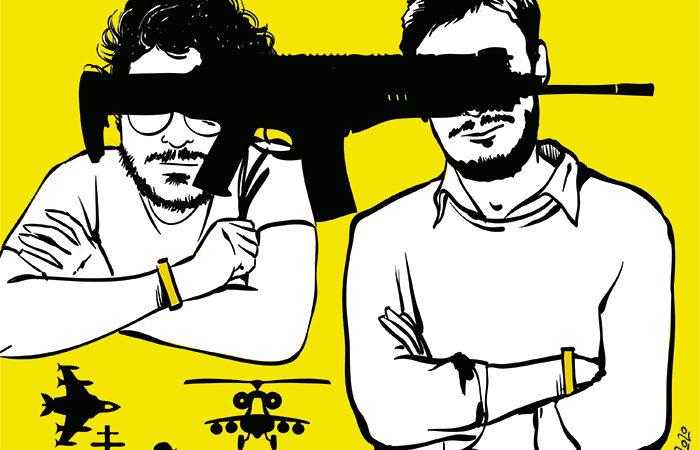 """19 dicembre 2020: mobilitiamoci per Giulio e Patrick, e diciamo """"Stop armi Egitto"""""""