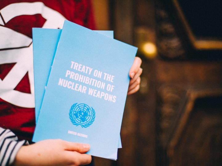 Il TPNW è fulcro del disarmo nucleare: l'Italia partecipi al percorso