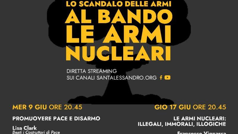 Le armi nucleari: illegali, immorali, illogiche