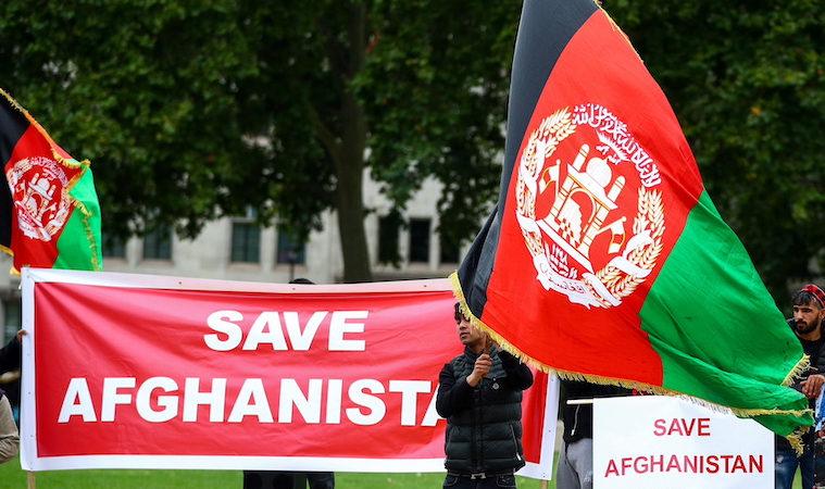 Afghanistan: necessaria l'azione di governo italiano e comunità internazionale per la difesa dei diritti umani