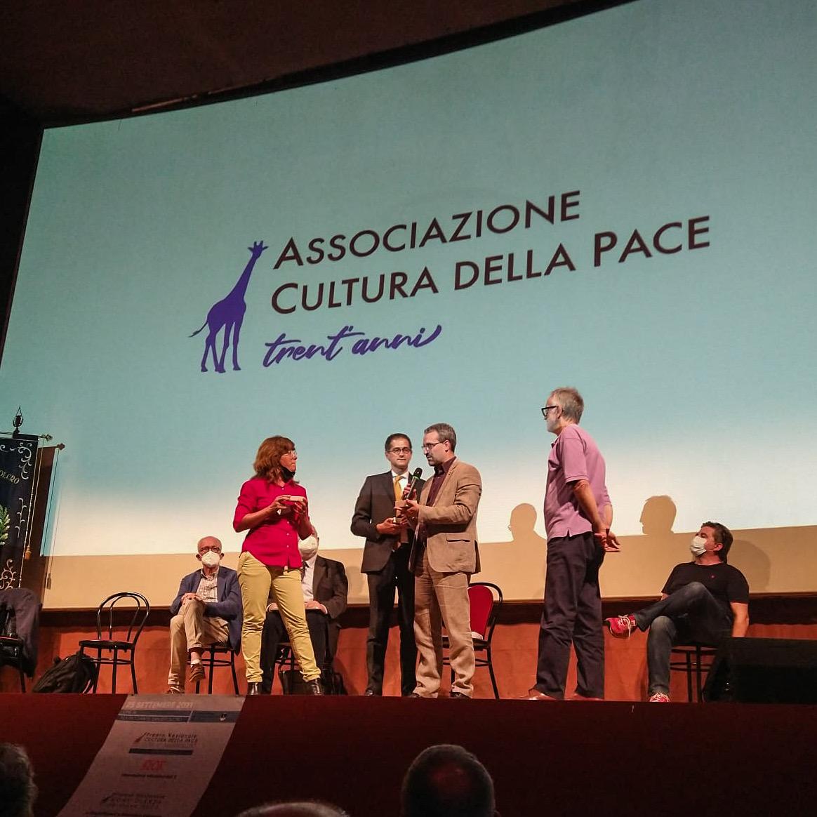 Dal Premio Nonviolenza il rilancio per un'agenda di Pace e Disarmo