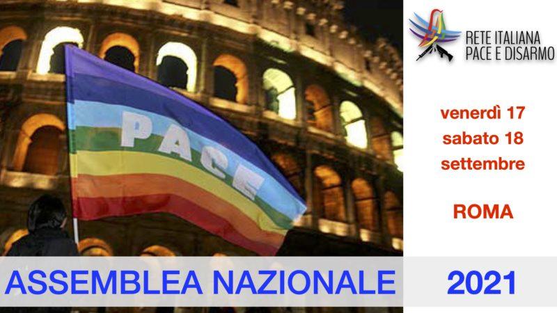 Assemblea della Rete Italiana Pace e Disarmo